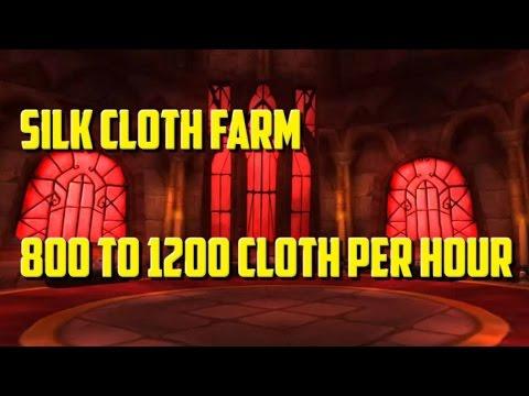 Wow   800 to 1200 cloth per hour   silk cloth farm