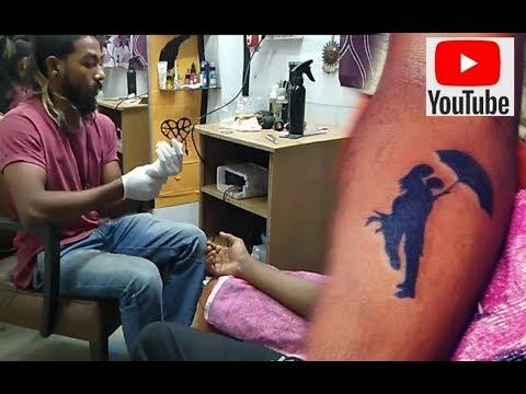 Tattoo art//romantic tattoo//creative tattoo//love forever
