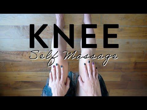 Knee pain self-massage | knee arthritis pain relief
