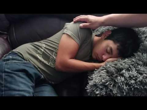 Sleep paralysis caught on camera (again)
