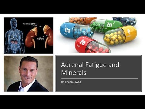 Adrenal fatigue and natural treatments