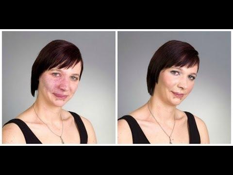 How to cover birthmark - acne - scars - vitiligo - tattoo