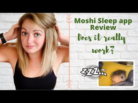 Moshi sleep review   help children sleep   does it really work