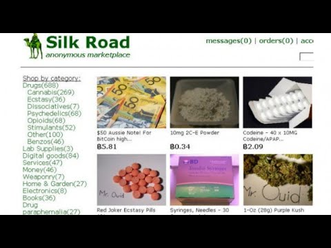 Deep web adventures 1 - exploring the silk road