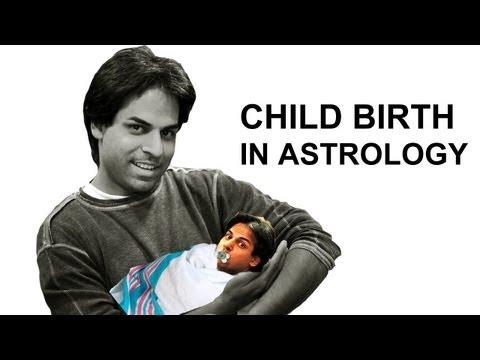 Child birth in horoscope (vedic astrology)