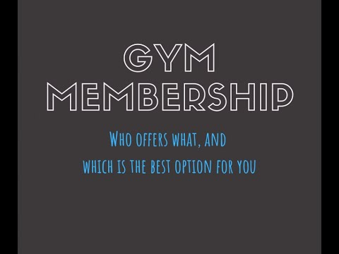 Eos fitness - membership hack ( see description )