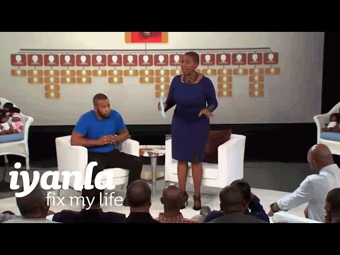 Iyanla speaks to 6 men who have 87 children with 50 different women   iyanla: fix my life   own