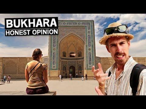 Uzbekistan   is bukhara too touristy? (our honest opinion)   full-time travel vlog