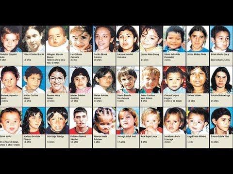 800,000 missing children each year in the usa alone, 8 million worldwide