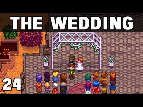 Stardew valley #24 - getting married!