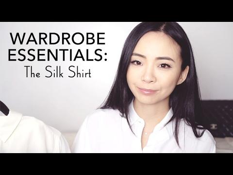 Silk shirts: why & where to buy | equipment vs. everlane silk review | wardrobe essential | lvl