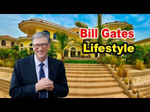 Bill gates – lifestyle, girlfriend, family, net worth, house, car, age, biography