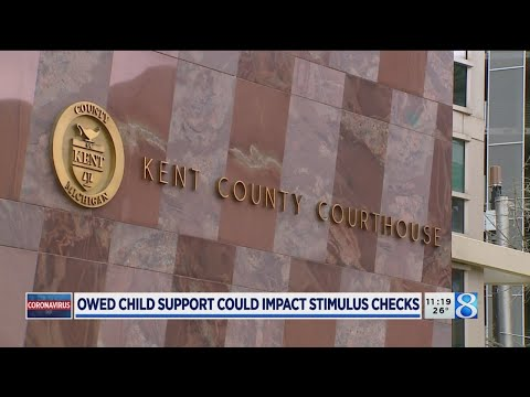 Coronavirus stimulus checks will be seized for owed child support