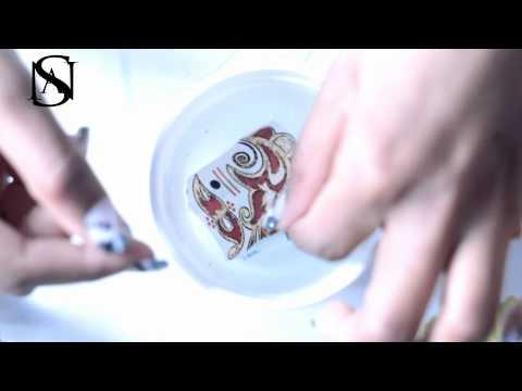 How to apply henna tattoo tutorial