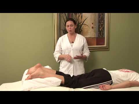 Acupressure points & adrenal fatigue