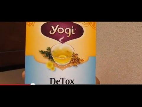 Yogi detox tea review/ weight loss journey!