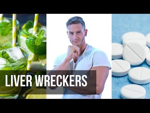Liver health: 4 worst damaging habits- thomas delauer
