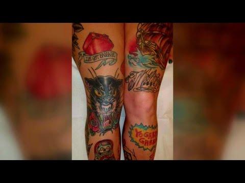 Woman's tattoos cause false alarm over cancer