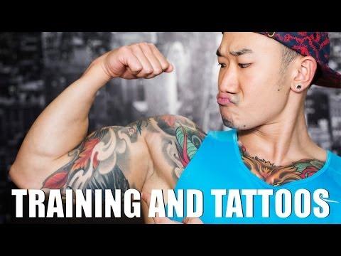 Training and tattoos