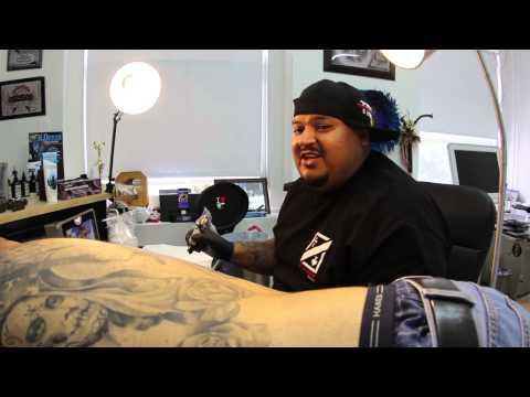 Tattoo artist nene gonzalez by brownpride.com