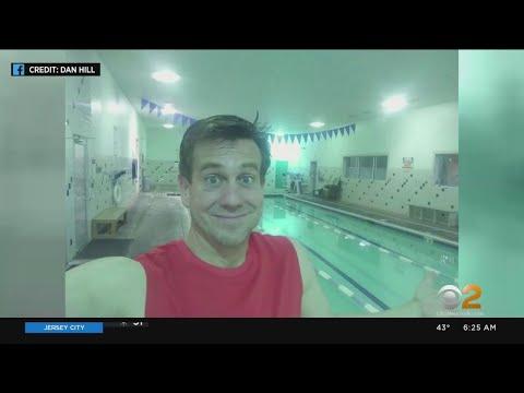 Man locked inside 24-hour gym