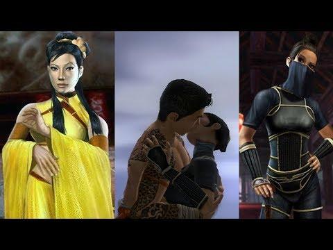 Jade empire silk fox romance (open palm & closed fist) male protagonist