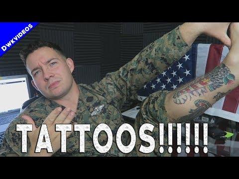 Navy tattoo policy 2018 - neck tattoos?!?!