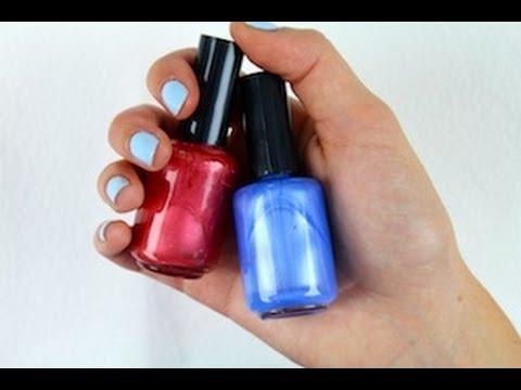 How to - make your own nail polish!   cloecouture