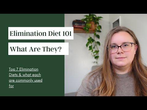 Elimination diets 101   what are elimination diets? (whole30, paleo, plant paradox explained)