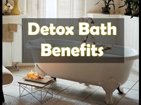 Easy detox bath recipe | jovanka ciares
