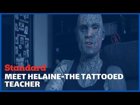 """i lost job teaching kindergarten because of my tattoos"" - former teacher speaks out"