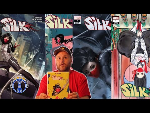 Marvel comics silk #1 review