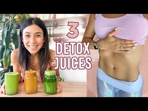 3 detox juices to cleanse the colon🔥