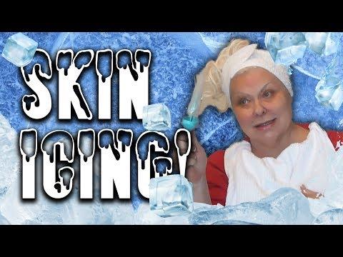 Skin icing: korean skin treatment - does it work?