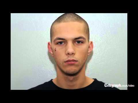Murderer claims teardrop tattoo marks death of hamster