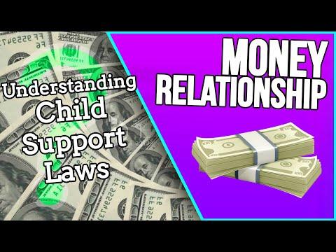Money relationship!! - understanding child support laws   money tips series part 4
