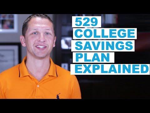 529 college savings plan explained