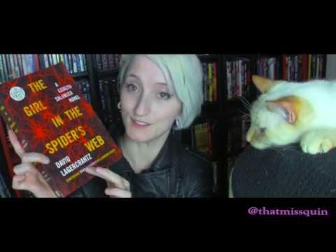 Quin discusses lisbeth salander, dragon tattoo trilogy & spider's web film