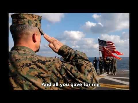 Heroes' song - 2015 veteran's day/memorial day song