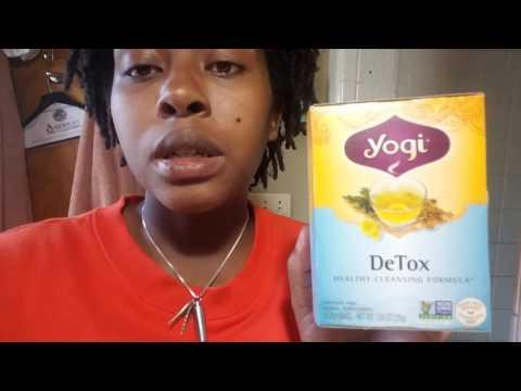 Final review on yogi detox tea - depo detox after stillbirth