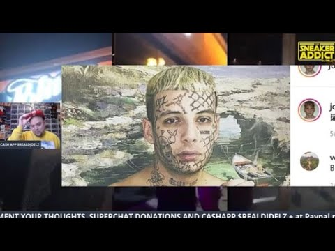 Super fan get michael jordan face tattooed on his face, jordan jefferey jumpman .would you do this?