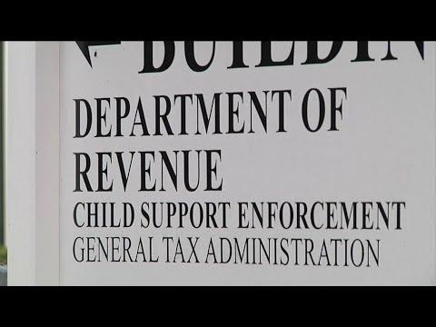 Stimulus checks and child support
