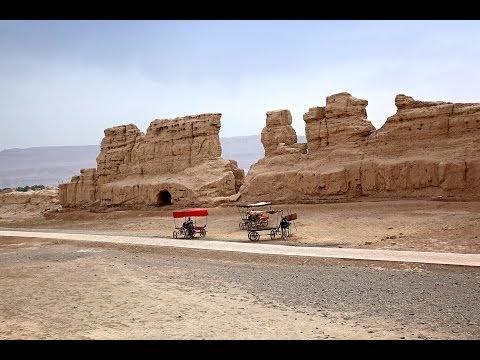 China - the silk road
