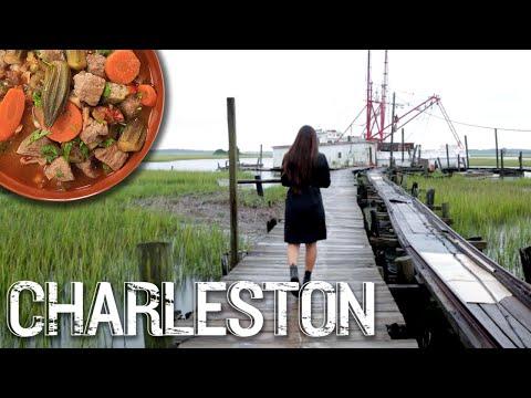 Charleston, sc's hidden food scene - foodways with jessica sanchez, episode 3