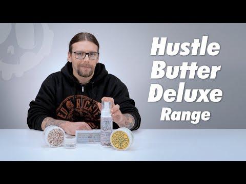 Hustle butter deluxe tattoo care range   review   c.b.d. luxe, bubbles   organic, vegan-friendly