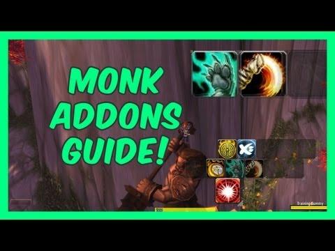 Monk addons guide