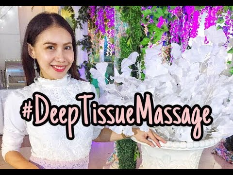 What is deep tissue massage?   physical health   nurse blogger kim