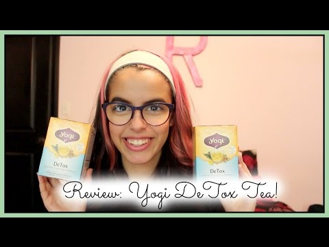 Yogi detox tea review   is it worth it?!