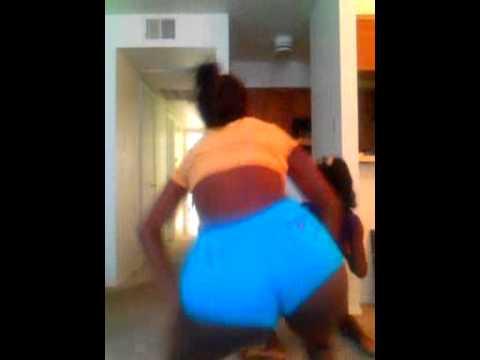 Me&keke pluckinggg lols $$$bands ah make her dance