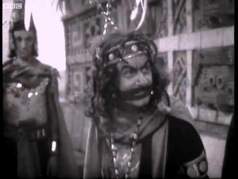 Human sacrifice to the rain gods - doctor who - the aztecs - bbc